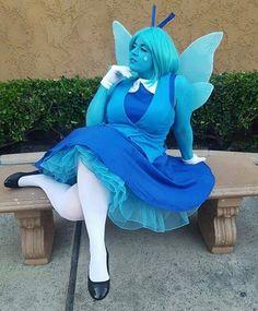 steven cosplay Aquamarine universe
