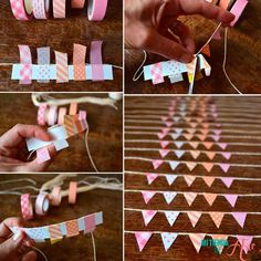 Babykarten Handgemachtes Washi Tape 52 Ideen The Effective Pictures We Offer You About DIY Birthday Cards for nana A quality picture can tell you many things. Diy Washi Tape Crafts, Washi Tape Cards, Paper Crafts, Diy Birthday Themes, Birthday Cards, Diy Birthday Scrapbook, Deco Tape, Diy Banner, Baby Cards