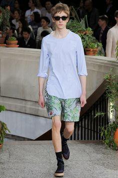PAUL SMITH FW15 Mens Fashion Week