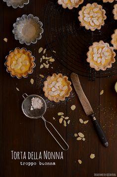Bocadinhos de Açúcar: Torta della Nonna