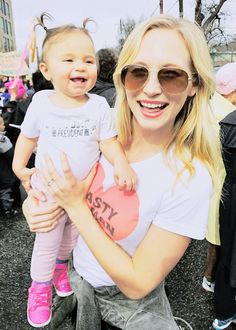 Candice Accola and Florence