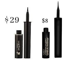 Dupe for my favorite eyeliner!  Yes!