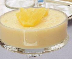 Que tal conferir a receita? Clica! - Aprenda a preparar essa maravilhosa receita de Mousse de abacaxi sofisticado