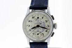 Croton Chronograph Tachymeter Wrist Watch  by timekeepersinclayton