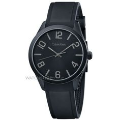 Unisex Calvin Klein Color Uhr K5E514B1