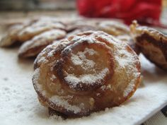 Poffertjes - i can't wait to make these!