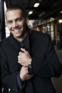 Paul Walker, such a cutie