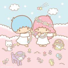 """lillianriva:  """"Little Twin Stars  """""""