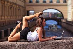 Fotografen, die es vortrefflich verstehen, Anmut und Eleganz professioneller Tänzer in Szene zu setzen, haben wir Euch bekanntlich mehrfach präsentiert.