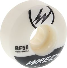 Wreck W1 50Mm 101A Wht/Blk