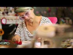 Cute Cottage Overload: Zu Gast im rosa Haus - YouTube