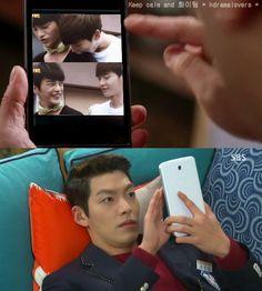Oh, my dear.... Seo In Guk - Lee Jong Suk - Kim Woo Bin