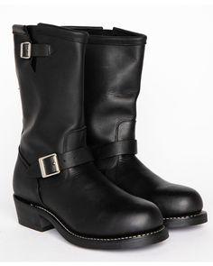online store 9e249 fe6f1 Cody James® Men s Engineer Motorcycle Boots, Black Cody James, Engineer  Boots, Short