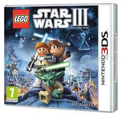 Lego Star Wars III : the Clone Wars: Classification PEGI : ages_7_and_over Editeur : Disney Plate-forme : Nintendo 2DS Cet article Lego…