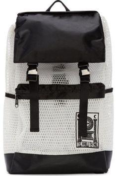 Designer backpacks for Men - Men's style, accessories, mens fashion trends 2020 Mesh Backpack, Backpack Bags, Computer Backpack, Marc Jacobs Handbag, Clear Bags, Designer Backpacks, Moda Emo, My Bags, Fashion Bags