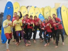 Surf lessons and weekends away in Cornwall with Kingsurf and h.o.f.n.a.r