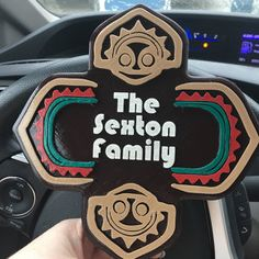 Buyer photo Erynn Hennighan, who reviewed this item with the Etsy app for iPhone. Disney World Gifts, Polynesian Resort, Last Name Signs, Back Deck, Etsy App, Making Out, Etsy Seller, Hand Painted, Handmade Gifts
