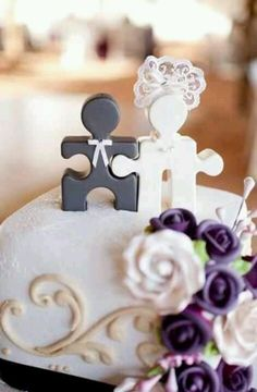 CUTEST! wedding toppers ever!