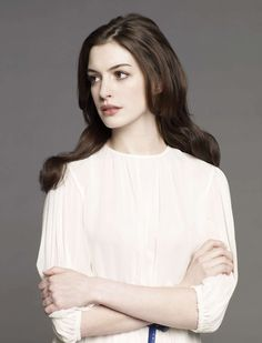 Anne Hathaway - promo shoot for 'Get Smart' (2008)