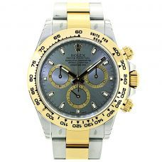 View the Rolex Daytona in steel & yellow gold with black dial 116503 today at Global Watch Shop. Experience the finest service with GWS. Stylish Watches, Watches For Men, Men's Watches, Burberry Men, Gucci Men, Rolex Daytona Steel, Mens Belts Fashion, G Shock Men, Hermes Men