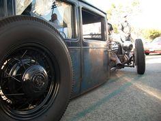 Rat Rod, Cars and Coffee, Irvine Ca.