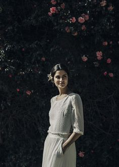 Get ready to feel the dreamy effects of a hazy summer's day as we delve into the ultra romantic, cool and contemporary Laure de Sagazan 2017 collection...