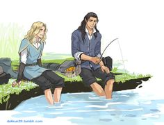 D39 (Finrod and Turgon)
