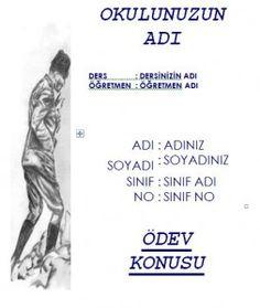 Atatürk ödev kapakları indir bedava