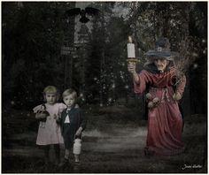 Hansel and Gretel - Jean Hutter - Digital Views