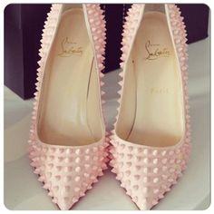 pink pigalles. LOVE