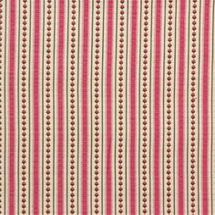 Inviting peony stripes decorator fabric by Laura Ashley. Item LA1160.715.0. Huge savings on Laura Ashley fabric. Free shipping! Featuring Laura Ashley Fabric. Strictly first quality. Find thousands of luxury patterns. Width 54 inches. Swatches available.