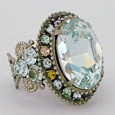 Cocktail Ring - every women needs a cocktail ring