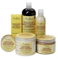 Shea Moisture Jamaican Black Castor Oil Hair