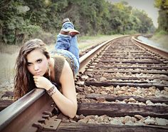 Railroad tracks lolz