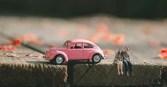 Wedding Photographer Turns Couples Into Miniature People | Bored Panda