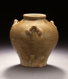 Jar, Vietnam, 14th century   Alain R Truong Vietnam