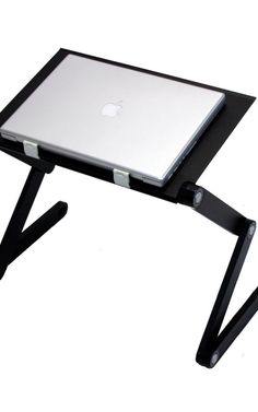 FURINNO Adjustable vented laptop stand