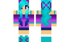 minecraft skin girl Free Minecraft PC, XBox, Pocket Edition, Mobile minecraft skin girl Seeds and minecraft skin girl Ideas. Minecraft Skins Cool, All Minecraft, Minecraft Pixel Art, Skins Mini, Mc Skins, Minecraft Pocket Edition, Minecraft Pictures, Minecraft Characters, Blue Cats