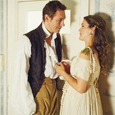 Austenland, Love the way he looks at their hands together