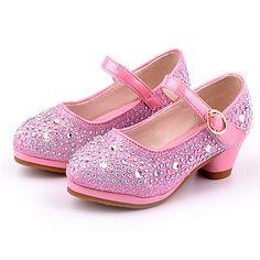 Fete Pantofi Imitație de Piele Vară Toc Gros Cu Pentru Casual Roz Argintiu Auriu - USD $22.99 ! Produs ATRACTIV! Un produs atractiv la un preț incredibil de mic la promoție acum! Haide si verifică împreună cu alte produse la fel. Prinde reduceri grozave, câștigă Recompense și mai multe de fiecare dată când alegi să cumperi de la noi!
