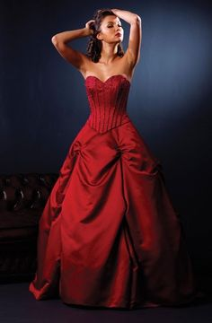 Red dress #RED