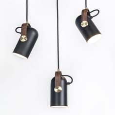 Designer Markus Johansson drew inspiration from 17th century ship cannons to create lamp series CARRONADE for @le_klint_lighting . We love it!  #archiproducts