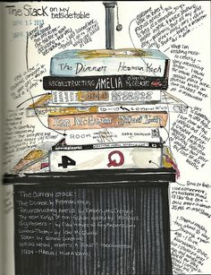 books by the bedside journal entry