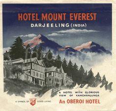 Hotel Mount Everest, Darjeeling