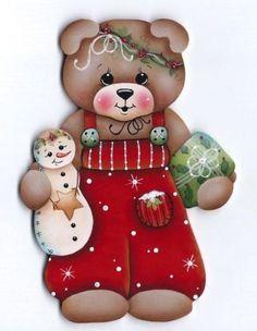 oso navidad