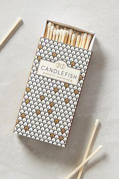Candlefish Matches
