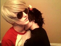 davekat cosplay | 2,748 notes.................I am shipping this help me