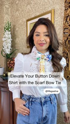 Diy Clothes Life Hacks, Diy Clothes And Shoes, Clothing Hacks, Clothes Crafts, Indian Fashion Dresses, Indian Designer Outfits, Muslim Fashion, Ways To Wear A Scarf, How To Wear Scarves