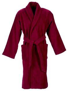 0741d69295 Christy Supreme Robe Medium Raspberry  Supreme Christy Robe Bridal Robes