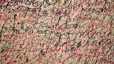 Simon Hantaï : Peinture (Écriture rose) (1958-1959) / À Galla Placidia (1958-1959)